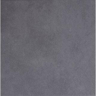 Zementoptik Bodenfliesen Dunkelgrau Glasiert Ate 58 37 95