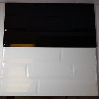 Wandfliesen Metro Optik Mit Facette 30x60x0 9cm 1krt 1 08qm Wei S
